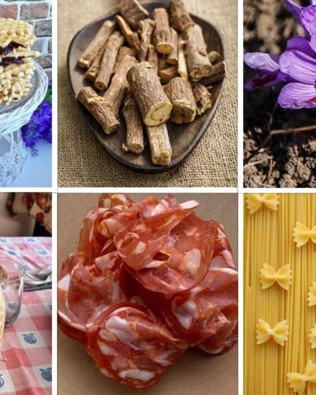 prodotti tipici dell'Abruzzo